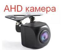 Камера заднего вида Hippcron, внешняя, без подсветки, с разметкой, AHD(1080*720px), черный