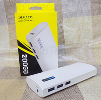 Портативный аккумулятор PowerBank 20000mAh, Demaco DМK-A49
