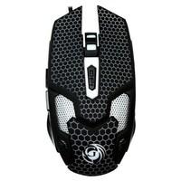 Мышь проводная, игровая, Dialog Gan-Kata MGK-25U, оптическая, черный