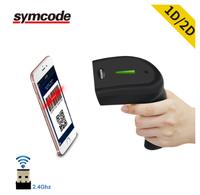Сканер беспроводной SymCode MJ1400DA, 2D, QR, PDF-417, DataMatrix, Эвотор