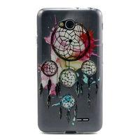 Чехол-накладка LG G4 силикон, paint 3