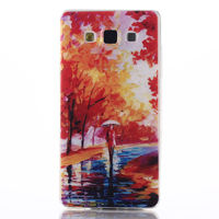 Чехол-накладка LG G3 силикон, paint 1