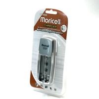 Зарядное устройство MoriCell CR-866, (1-2*AA/AAA, 1*9V  NIMH/NICD)