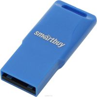 Память USB 2.0 Flash, 32GB, Smart Buy Funky Blue