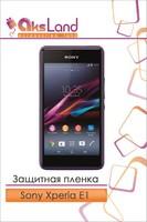 Защитная пленка на дисплей Sony Xperia E1