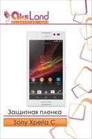 Защитная пленка на дисплей Sony Xperia C