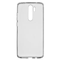 Чехол-накладка для Xiaomi Redmi 9, силикон, прозрачный