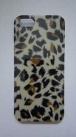 Чехол-накладка на Apple iPhone 5/5S, пластик, colorfull, leopard 5