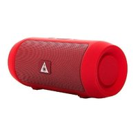 Портативная колонка, JB J006, Bluetooth, USB, mSD, FM, AUX, красный