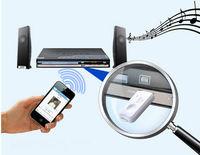 Bluetooth-аудио адаптер USB для подключения к колонкам