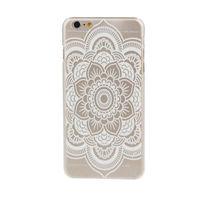 Чехол-накладка на Apple iPhone 6/6S, пластик, полупрозрачный, pic 5