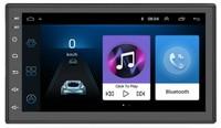"Автомагнитола A91, 2DIN, 7"", 2/16GB, Android 9.0, Wi-Fi, GPS, Bluetooth, FM, USB, TF, AUX, камера(оп"