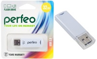 Память USB 2.0 Flash, 32GB, Perfeo C-06