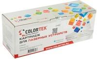 Картридж лазерный Colortek (C-Q6000A), черный