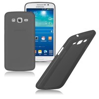Чехол-накладка на Samsung Grand 2 (G7106) пластик, черный