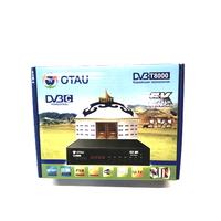 ТВ ресивер, цифровой DVB-T2, OTAU T8000, HDMI, RCA, HD плеер, Wi-Fi