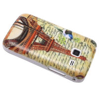 Чехол-накладка на Samsung Galaxy Y Duos (S6102) пластик, Ef Tower