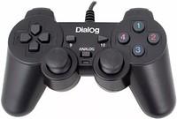Джойстик Dialog Action GP-A11,12 кн., вибрация, 1.8м, USB