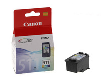 Картридж струйный Canon CL-511
