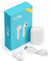 Гарнитура беспроводная, TWS i11 5.0, Bluetooth 5.0, Lightning кабель, сенсорное управление BOX