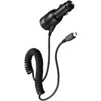 Автомобильное зарядное устройство miniUSB, Noname, 1А, черный
