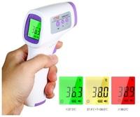 Термометр бесконтактный, инфракрасный, KV-11, 32-42.9C, темп. тела, +-0.2С, с подсветкой