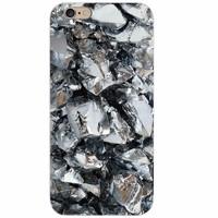 Чехол-накладка на Apple iPhone 7/8, силикон, под камень, №1