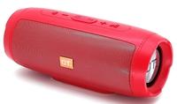Портативная колонка, Орбита OT-SPB105, Bluetooth, USB, FM, TF, AUX, 10Вт, 1200 mAh, синхр., красный