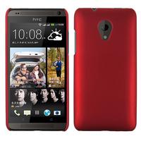 Чехол-накладка на HTC Desire 700 пластик, 0,5мм, красный