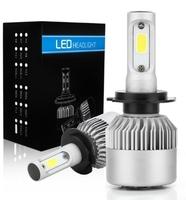 Лампы LED, головного освещения, S2, H1, 36W, 5000K, 2 шт