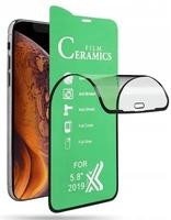 Защитное керамическое стекло для Apple iPhone 13 Pro Max, 5D, черный