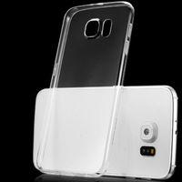 Чехол-накладка на Samsung A7 (A710) (2016) силикон, ультратонкий, прозрачный
