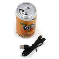 Портативная колонка, Noname, Fanta, FM Radio, microSD, AUX, USB (УЦЕНКА: без гарантии)