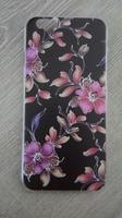 Чехол-накладка на Apple iPhone 6/6S, пластик, flowers 7