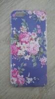 Чехол-накладка на Apple iPhone 6/6S, пластик, flowers 8