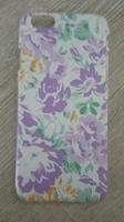 Чехол-накладка на Apple iPhone 6/6S, пластик, flowers 9