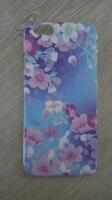 Чехол-накладка на Apple iPhone 6/6S, пластик, flowers 10