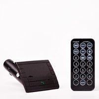 FM-модулятор, Noname M-450G2BT, Bluetooth, 2xUSB/microSD, aux, пульт