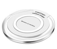 Беспроводное зарядное устройство, Fantasy Q7, 1.5A, белый