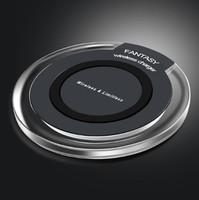 Беспроводное зарядное устройство, Fantasy Q7, 1.5A, черный