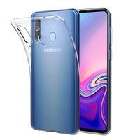 Чехол-накладка на Samsung M30 (M305)/A40s (A3050) (2019) силикон, ультратонкий, прозрачный