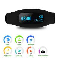 Фитнес-браслет Smart Bracelet, bluetooth, шагомер, таймер сна, черный