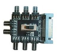 Контроллер вентиляторов для PC, SATA, 8 * 3pin fan