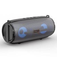 Портативная колонка, Орбита OT-SPB84, Bluetooth, USB, FM, AUX, TF, 10Вт, 1500 mAh, серый