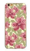 Чехол-накладка на Apple iPhone 5/5S, пластик, flowers 5