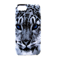 Чехол-накладка на Apple iPhone 7/8 Plus, силикон, colorfull, tiger