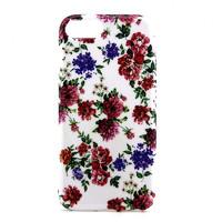 Чехол-накладка на Apple iPhone 7/8, силикон, colorfull, flowers 4