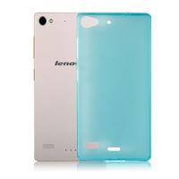 Чехол-накладка на Lenovo Vibe X2 силикон, голубой