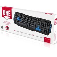 Клавиатура беспроводная Smart Buy 231 (SBK-231AG-K), USB, черный