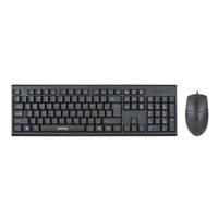 Набор проводной клавиатура + мышь, Smart Buy SBC-227367-K, черный